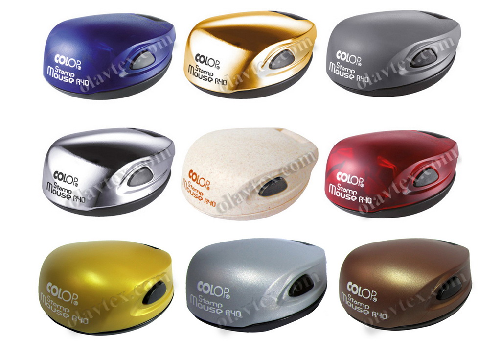 Фото печати COLOP Stamp Mouse R-40